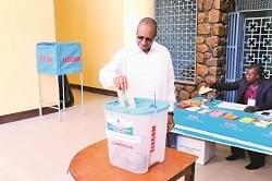 Image : Extrême-Nord: un vote paisible