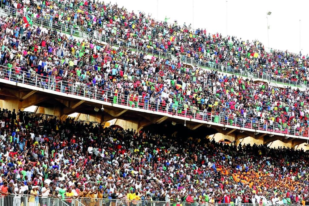Image : Cameroun-Malawi: le public a joué sa partition