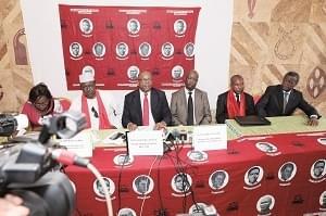 Race To Unity Palace : UPC Condemns Self-Proclaïmed Victory
