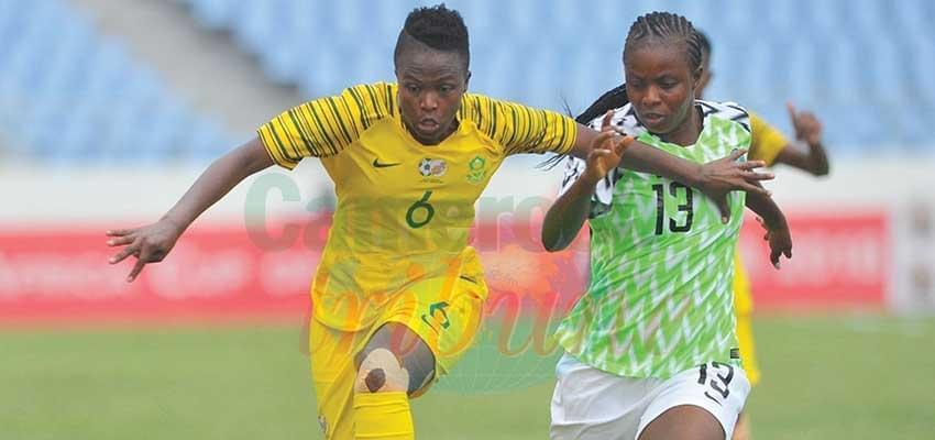 Poule B: Défaite du Nigéria
