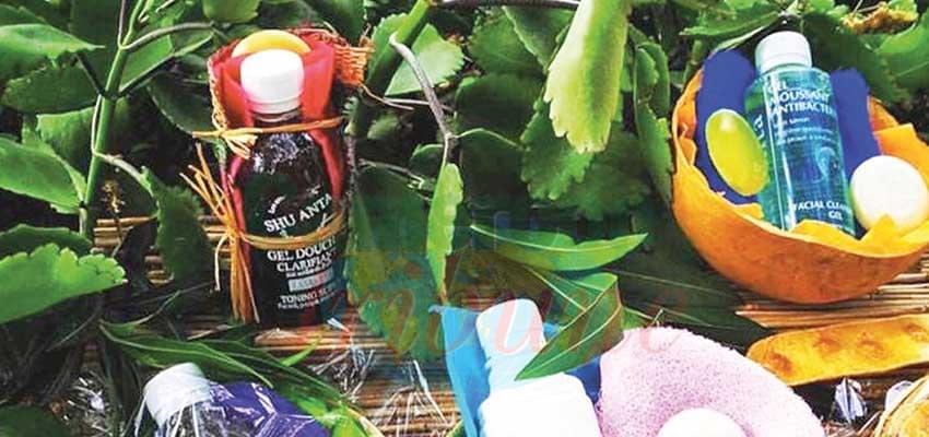 Les cosmétiques made in Cameroon en plein essor.