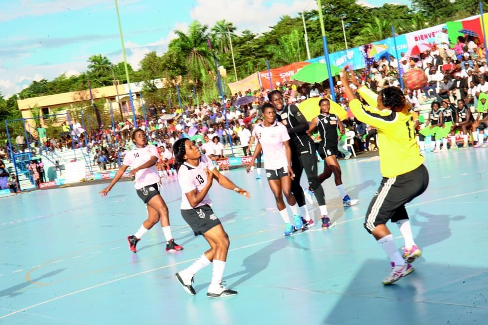Image : African Handball Clubs Championship: Three Cameroonian Clubs In Abidjan