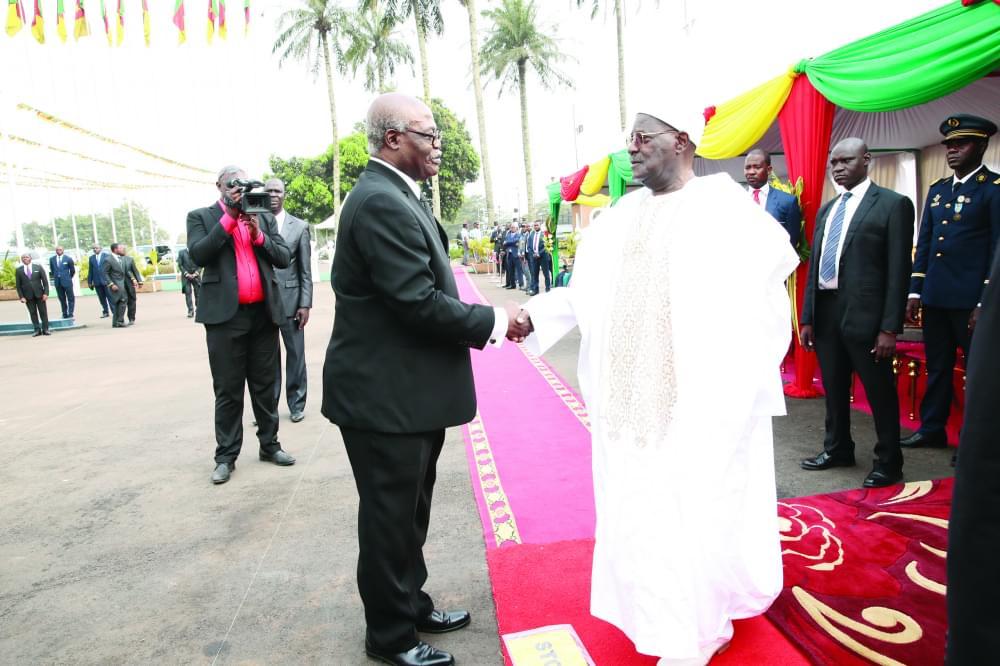 Le premier vice-président de l'Assemblée national a ouvert le bal.
