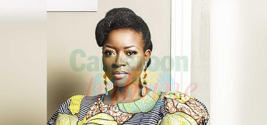 Lucie Memba a conquis le 7e art camerounais.