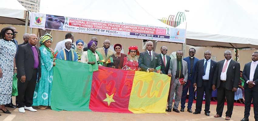 Promotion de la paix et du vivre ensemble: une célébration interrelieugieuse dite à Yaoundé