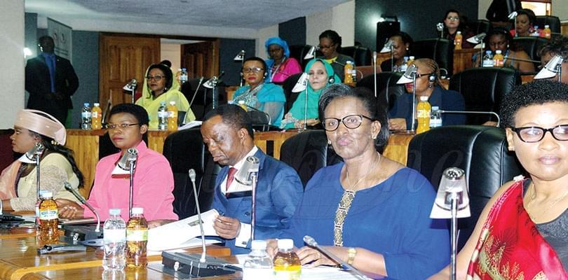 Lutte contre la corruption: les parlementaires africaines sensibilisées