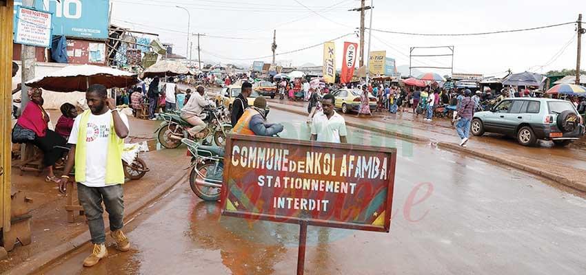Axe Yaoundé/Nsimalen, carrefour Nkoabang : les riverains rappelés à l'ordre