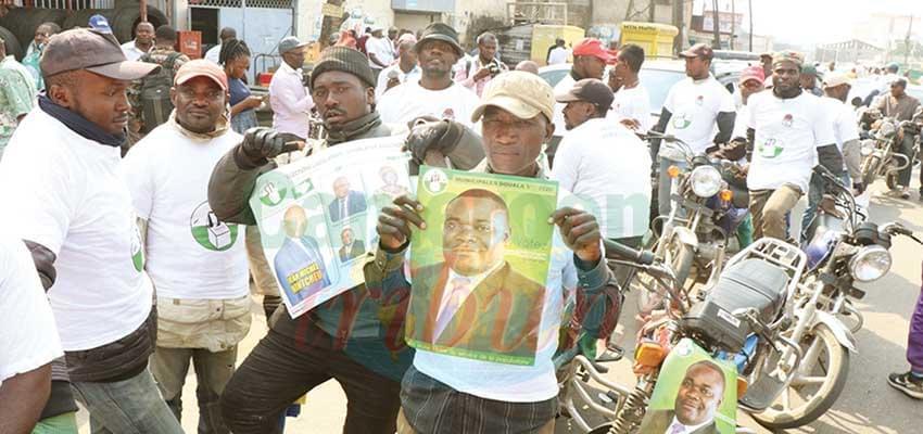 Douala V : c'est parti pour le SDF