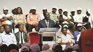 Image : Elections locales en Côte d'Ivoire: le raz-de-marée du RHDP