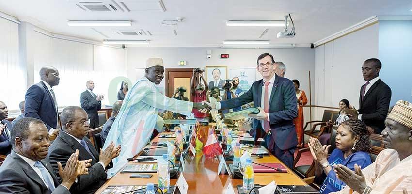 Le Cameroun continue de bénéficier du soutien de ses partenaires.