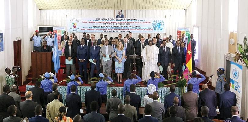 Image : Journée des Nations unies: l'énergie au cœur de la célébration