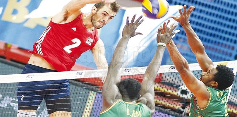 Image : Championnat du monde de volley-ball messieurs: troisième défaite d'affilée pour le Cameroun
