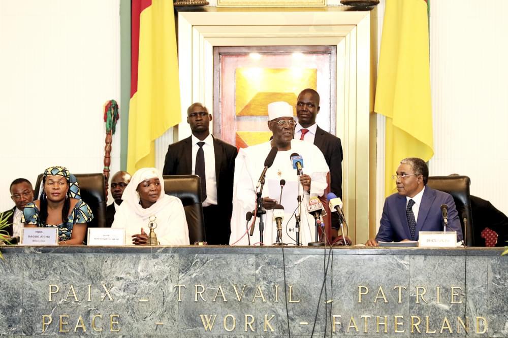 Assemblée nationale : Cavaye réélu