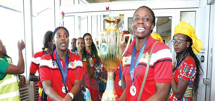 Le Cameroun domine l'Afrique chez les dames.