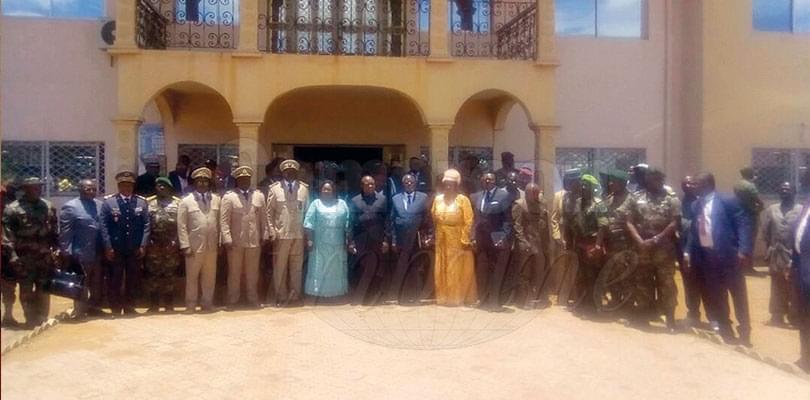 Image : Stabilisation de la RCA: la contribution du Cameroun saluée