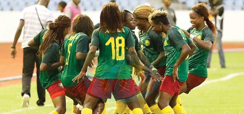 Image : Cameroon Qualifies For World Cup