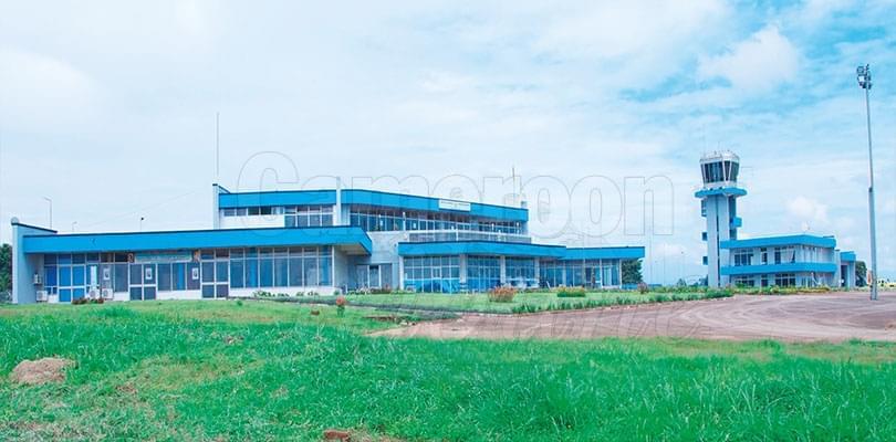 Image : Bafoussam: l'aéroport a fait sa mue