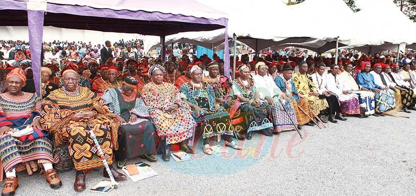 Traditional rulers shall have a big say in the running of regional and grassroots affairs.