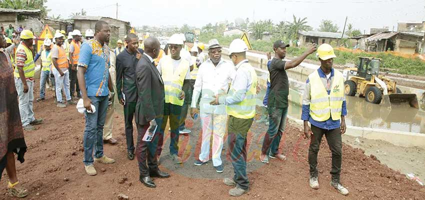 Image : Douala : Emergency Projects on Right Footing
