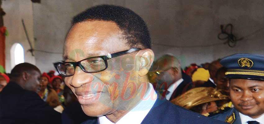 Nécrologie:  Martin Belinga Eboutou n'est plu
