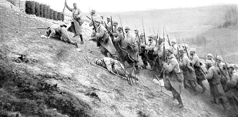 Image : Première Guerre mondiale : le monde s'en souvient