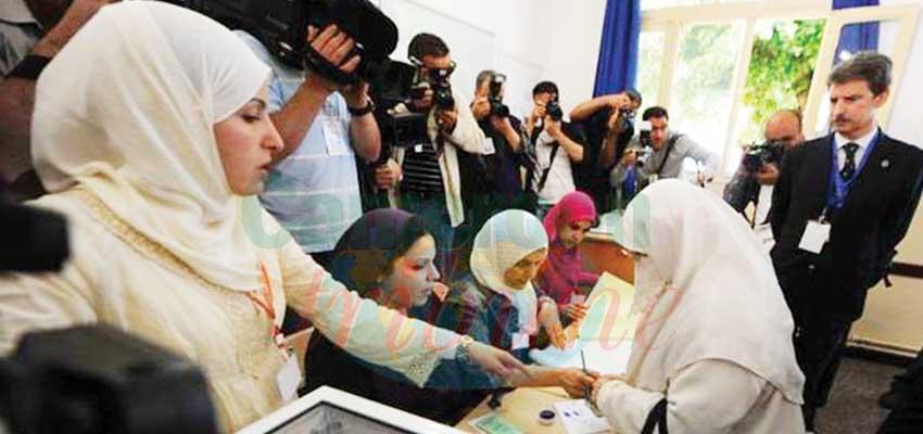 Présidentielle en Algérie : scrutin agité