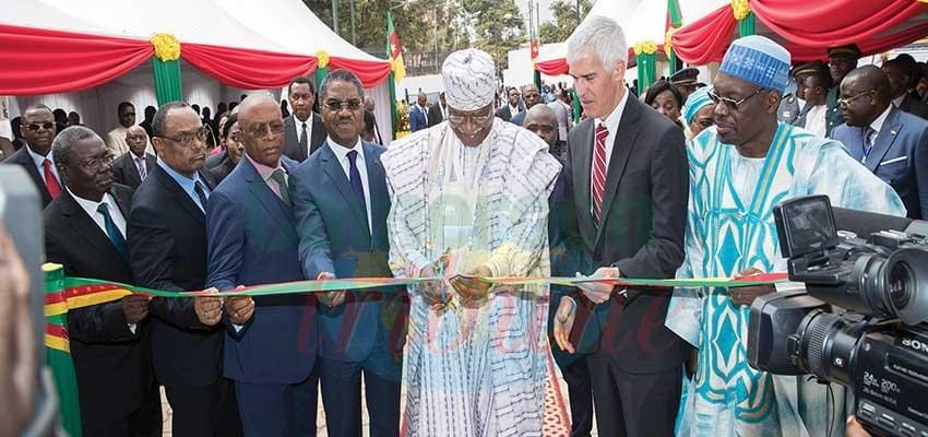 Image : Sécurité sanitaire: un centre d'analyse inauguré