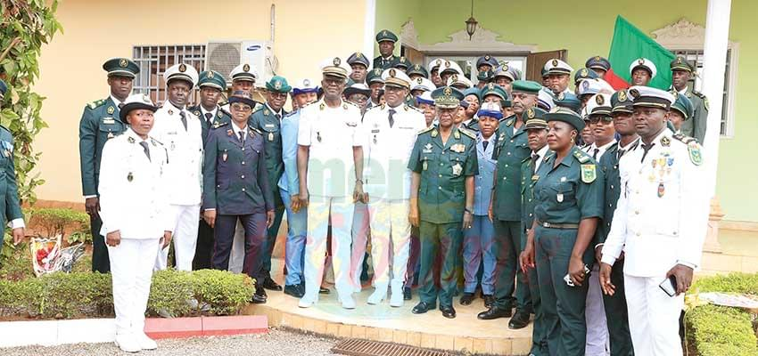 Defence and Security : Military Officers Complete Refresher Course