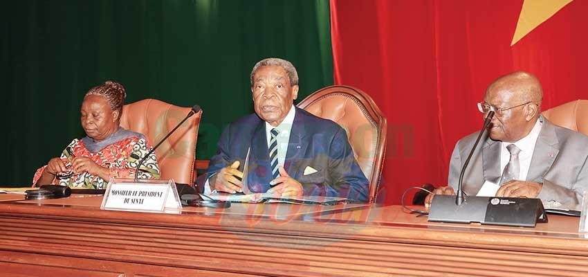Code électoral, ordres nationaux, conseillers régionaux: trois projets de loi au Sénat
