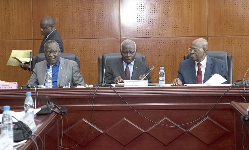 Image : Loi de finances 2019: les ministres devant les sénateurs