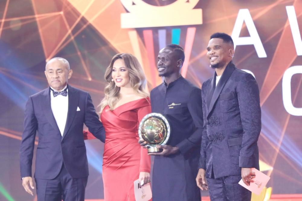 CAF Awards 2019 : Sadio Mané enfin récompensé