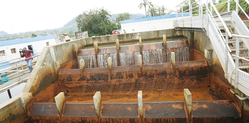 Image : Mefou: l'usine à eau opérationnelle