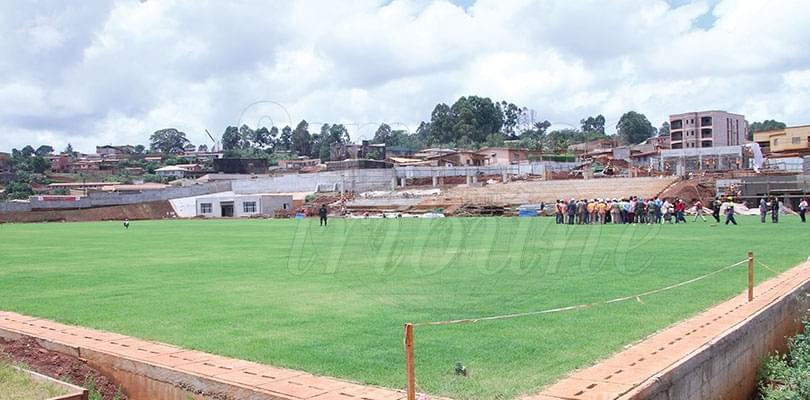 Image : Mission de la CAF: Bafoussam au peigne fin