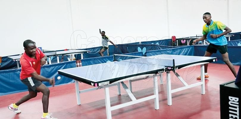 Table Tennis Masters Tournament: Nyoh, Ntumnyuy To Represent Cameroon