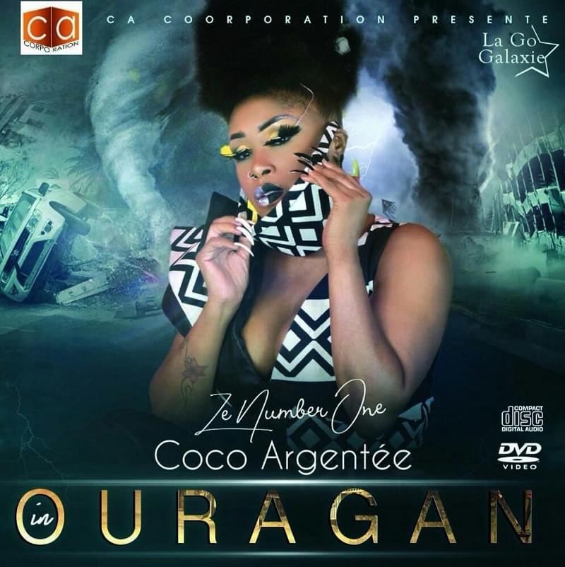 Image : Coco Argentée:un « Ouragan » dans la Galaxie