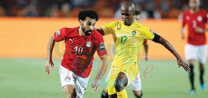 Trois premiers points pour Salah et ses camarades.