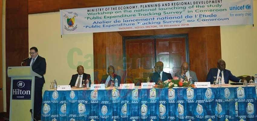 Image : Dépense publique: le Cameroun en quête de traçabilité