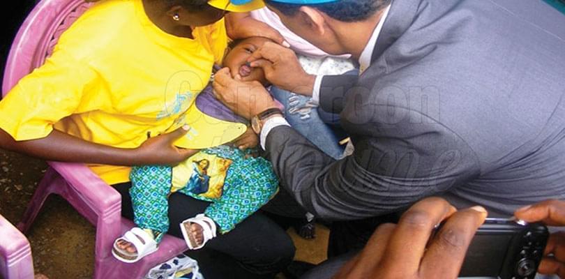 Image : Lutte contre la polio: l'éradication est proche