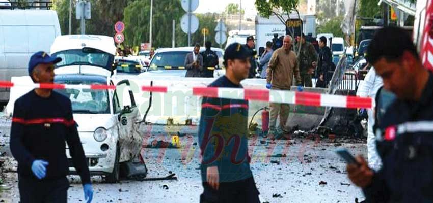 Tunisie : attentat suicide dans la capitale