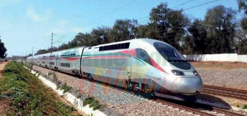 Image : High-speed Train: Morocco Commissions Africa's First Rail Line