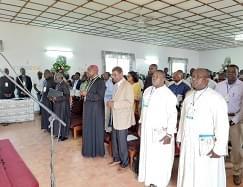 Gouvernance ecclésiale : le diocèse de Mbalmayo évalue les paroisses