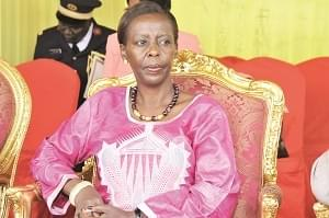 Image : Francophonie: Louise Mushikiwabo Set To Become
