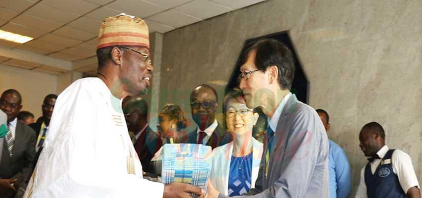 La coopération entre le Cameroun et la Corée du Sud met un point d'honneur sur la formation professionnelle.