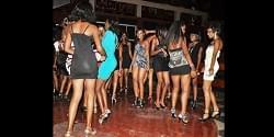 Teen girls Cameroon