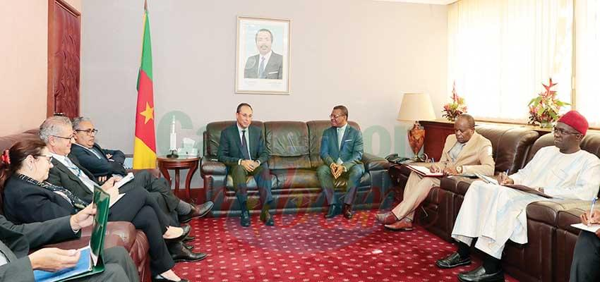 Star Building : Morocco Pledges to Share Infrastructure Experience
