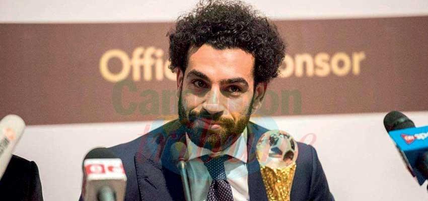Joueur africain de l'année: et de deux pour Salah !