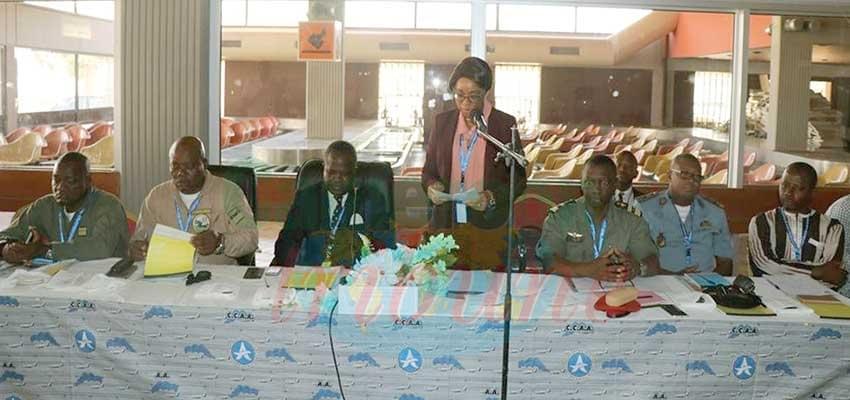 Image : Garoua: on teste la gestion de crise à l'aéroport