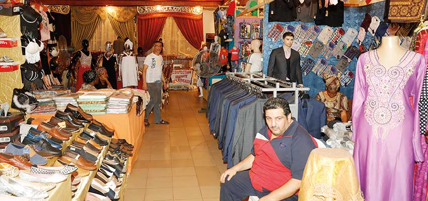 Trade Exhibition: Syrian Businessmen Organise Fair In Yaounde