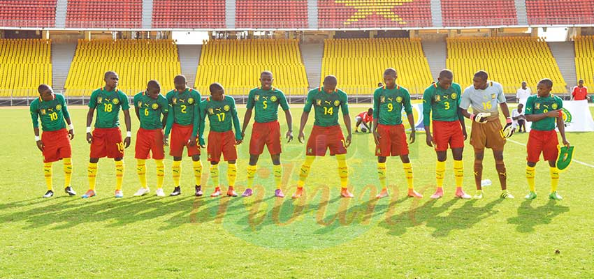 U-17 AFCON: Cadet Lions Train In Rwanda