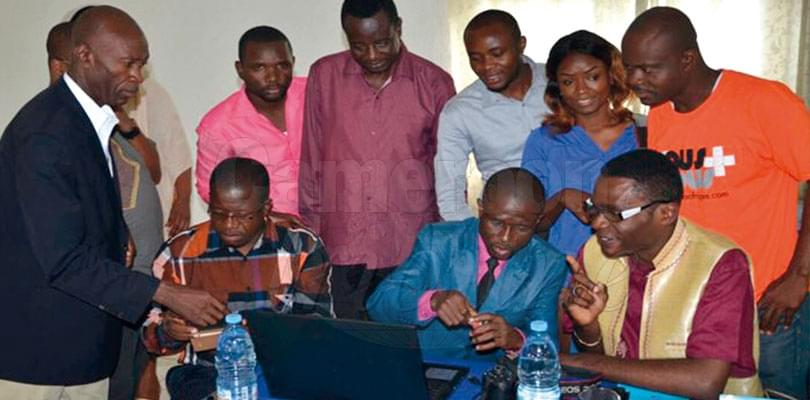 Image : Children's Rights Protection: Journalists Sharpen Photo Shooting Skills